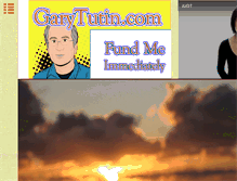 Tablet Preview of garytutin.org